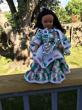 1988 Loretta Daum Byrne Native American Indian Doll