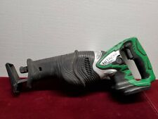 Hitachi CR18DL Cordless 18 Volt Reciprocating Saw Only 18V Great Condition!!