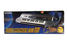CASIO VA-10 Voice Arranger With headset Mint condition with user manual