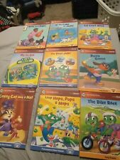 Lot of 9 - Leapfrog Tag books - Leap Frog - all hardcover books