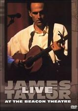 Taylor, James-Live At The Beacon Theatre  DVD pre-owned excellent shape w