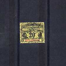 COTE D'IVOIRE Taxe n° 4 oblitéré