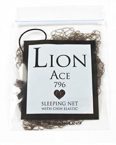 SLUMBER NETS x 5, Sleep In Nets, 4 Colours, Chin Elastic, Heavier Than Fine Nets