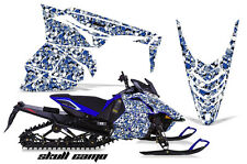 Yamaha Apex Graphic Sticker Kit AMR Racing Snowmobile Sled Wrap Decal 14-16 SC B