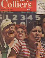 1948 Colliers October 9-Ku Klux Klan; World Series