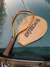 VINTAGE EKTELON MAGNUM 2 RACQUETBALL RACKET WITH COVER