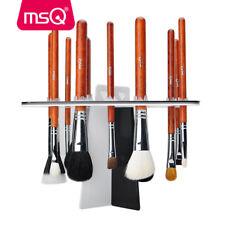 26 Hole Makeup Cosmetic Brush Dryer Hanger Organizer Folding Drying Rack Holder