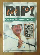 golf book GARDNER DICKINSON autobiography ben hogan