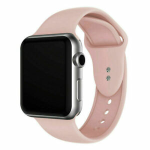 For Fitbit Versa 1 2 Lite Watch Replacement Band Rubber Silicone Strap Wristband