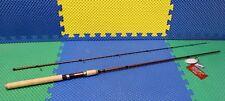 """Okuma SST 7' 0"""" Multi-purpose Spinning Rod Medium Light Action 2 Pc SST-S-702ML"""