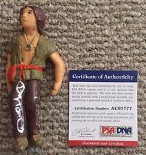 NOAH HATHAWAY Signed Neverending Story Movie Action Figure ATREYU PSA/DNA COA