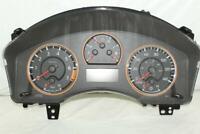 2008 NISSAN TITAN O//R 4WD INSTRUMENT CLUSTER SPEEDOMETER KMH OEM 24810-ZR07B