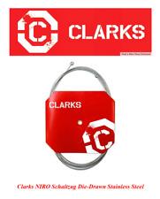 Clarks Fahrrd-Schaltzug NIRO DD 2,3m für Shimano,Sram,Suntour,Campagnolo,SunRace