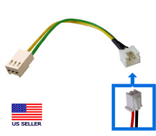 2-Pin (2.50mm) to 3-Pin Fan Adapter Cable