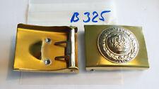Koppelschloss Auflage Hannover 34 x 45 mm 1 Stück neu Si875
