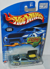Sweet Rides - PONTIAC FIREBIRD PRO STOCK - blue/graph - 1:64 Hot Wheels 096/2002