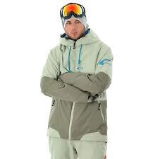 NEW Oakley Stillwell Men's Jacket Ski Snowboard Pro Rider Size S Small MSRP $300