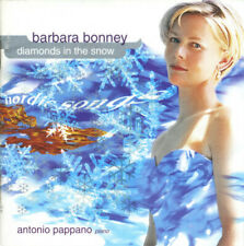 Barbara Bonney, Antonio Pappano ‎– Diamonds In The Snow DECCA CD 2000