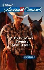 A Rodeo Man's Promise by Thomas, Marin