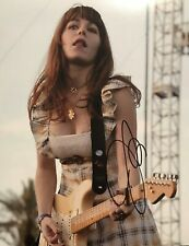 Jenny Lewis Rilo Kiley Voyager On the Line Signed 8x10 Autographed Photo COA E1