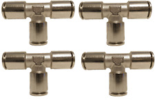 4 Air Suspension System Fittings 3/8