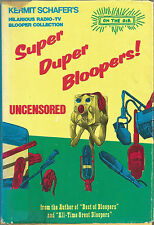 Vintage 1975 Super Duper Bloopers Kermit Schafer Uncensored