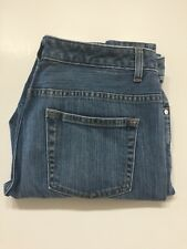 Women's NAUTICA Boot Cut Jeans Size 10 99% Cotton