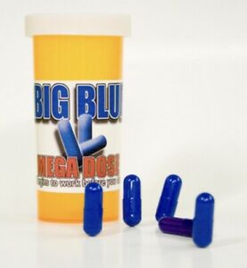 Big Blue Viagra PLUS Gag Magic Pills Pills Magic Trick (SEE VIDEO)
