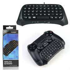 New Bluetooth Mini wireless keyboard Keypad for PlayStation 4 PS4 Controller