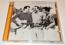 The Crickets: 25 Greatest Hits by The Crickets (Rock & Roll) (CD 1998) MFP