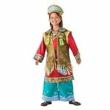 NEW Disney Store ELIZABETH SWANN Girls COSTUME S 5/6 Oriental HALLOWEEN Pirates