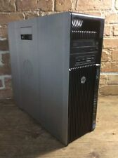 Station de travail HP Z620 Tour PC Xeon E5-2620 2.0GHz 24 Go RAM 1 To HDD Win 7 37670