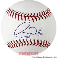 Larry Walker Signed Autographed Official ML Baseball TRISTAR