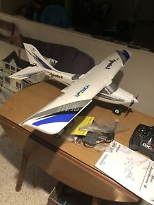 Pre Owned Electric RC Plane. Very Nice Mini Apprentice S