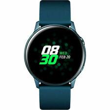 Samsung Galaxy Watch Active SM-R500 28 mm Caja y Correa en Verde, Reloj Inteligente - SM-R500NZGAPHE