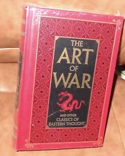 The Art of War and Other Classics of Eastern Thought - Leatherbound Hardcover
