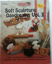 Apple Dumplins Soft Sculpture Daydreams Vol II AD-180