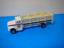 1993 ROAD CHAMPS INTERNATIONAL RECYCLING TRUCK 1/64 SCALE