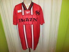 """Hannover 96 Original Reebok Heim Trikot 1997/98 """"Baan"""" Gr.XL"""