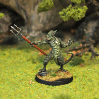 Otherworld Minis D&D Miniature -  THE LIZARD KING  (AWESOME FIGURE and NEW!!)