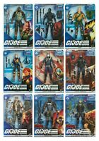"G.I. Joe Classified Series Hasbro 6"" Action Figures - 10 Variations 11/11/2020"