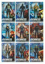 "G.I. Joe Classified Series Hasbro 6"" Action Figures - 9 Variations - 9/18/2020"
