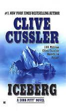 Iceberg by Clive Cussler (Hardback, 2004)