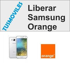 Liberar Samsung Orange Samsung GALAXY Note II Note 3 Trend Plus EXPRESS RAPIDO 8