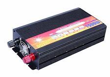 3000W 3000 Watts Peak Real 1500W 1500 Power Inverter Converter 12V DC to 110V AC