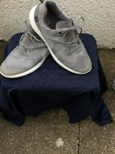 New listing Foot Joy Flex. Grey Size 10. Worn only twice. Were a present-wrong size.