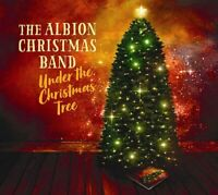Die Albion Christmas Band Under The Tree (2018) 15-track CD Neu / Verpackt