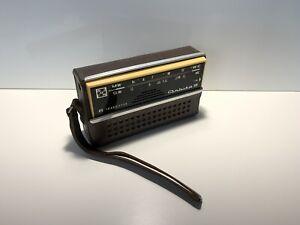 Vintage Transistor Radio Empfänger ORBITA-2 UdSSR 60er Jahre