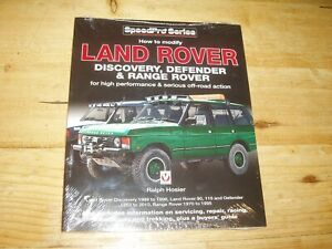 How to Modify Your Land Rover Discovery, Defender & Range Rover. Still Unopened.