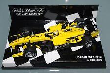 Minichamps F1 1/43 JORDAN FORD EJ14 - G. PANTANO